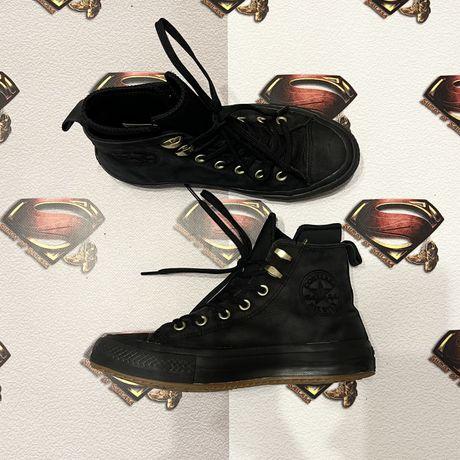 Зимние кроссовки Converse All Star кожаные Vans Old School Nike Sb