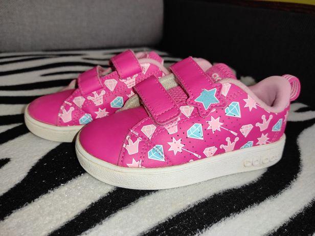 Buciki Adidas roz.25