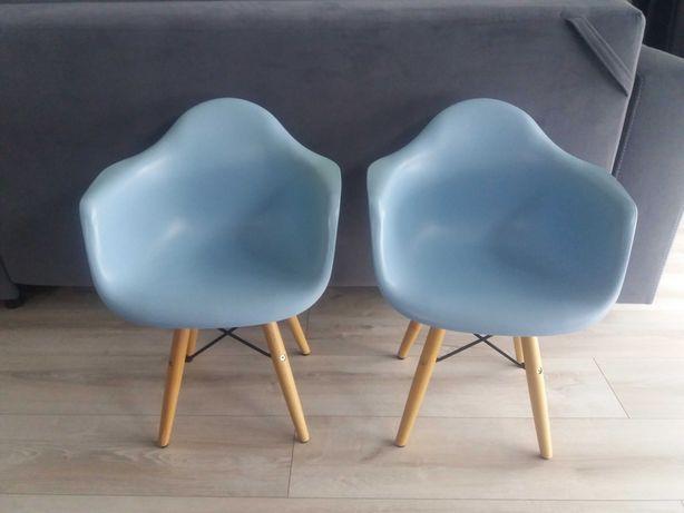 Zestaw 2 krzesełek dziecięcych