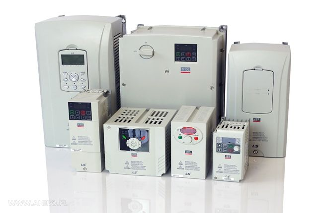 Falownik LG 75, 90, 110, 132, 160, 185, 220, 285, 315, 375 kW