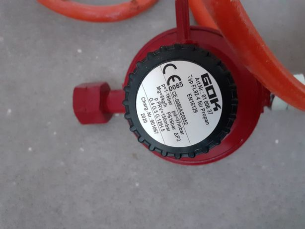 Reduktor gazowy GOK FL92-4