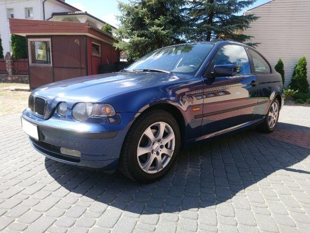 BMW E46 1.8 Compact, 2004r.