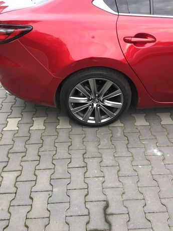 Komplet Felg aluminiowych 19 Mazda 6 2019  + opony