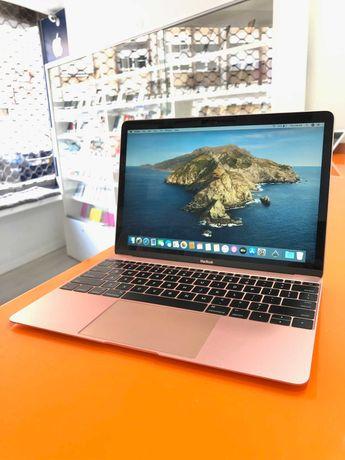 """Macbook 12"""" 2016 8GB RAM 256GB SSD Rosa Dourado A - Garantia 12 meses"""