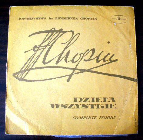 Płyta winylowa Chopin - Dzieła wszystkie