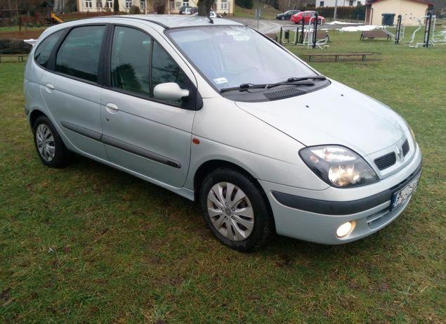 Renault Scenic 1,4 16V, 119 tyś PRZEBIEGU