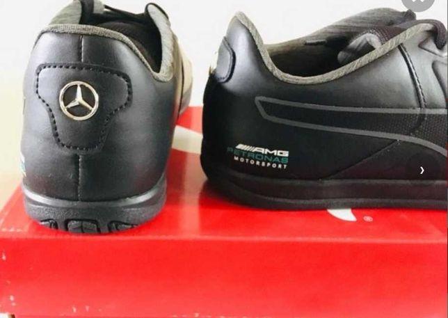 Buty Mercedes MAMPG Court 39c