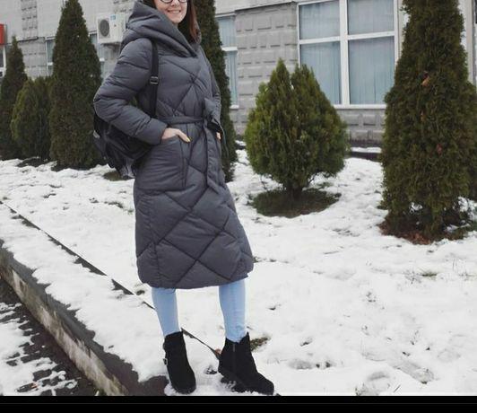 Куртка зимова пуховик
