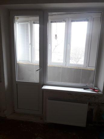 Продам балконную раму