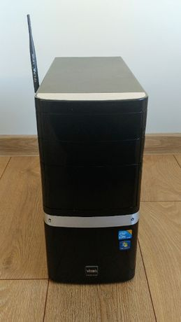 Komputer stacjonarny PC Vobis i3 4GB RAM GeForce WiFi MS Office Win7