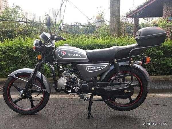Мотоцикл Spark SP110С-2WQ Alpha (Спарк Альфа 110 куб. см.)