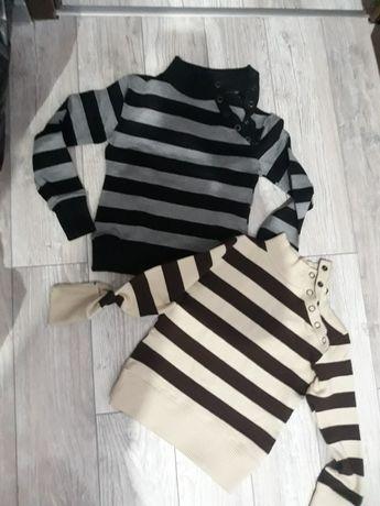 Dwa sweterki