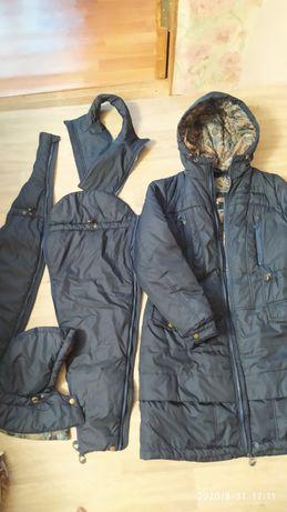 Слингокуртка 3в1 / куртка для беременных