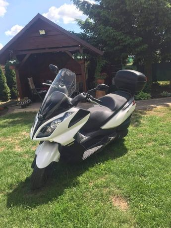 Skuter kymco downtown