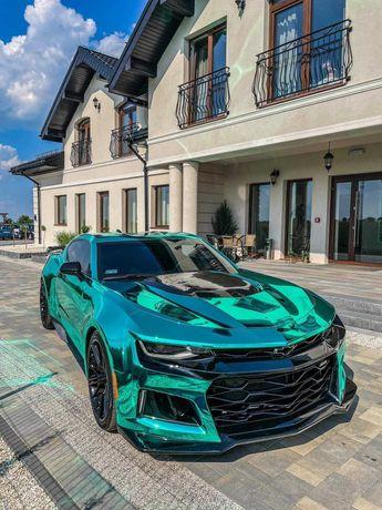 Samochód/ auto do ślubu wesele Camaro Złota Corvetta Mustang,Maserati