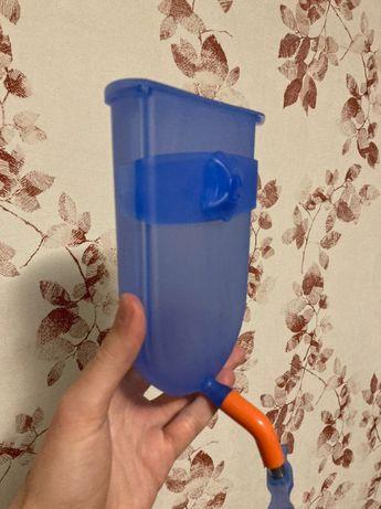 Поилка для грызунов Imac Bibber Blue 800мл