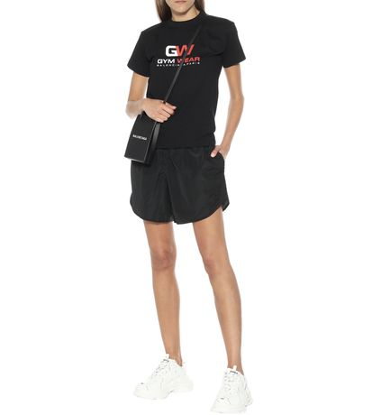 Nowy oryginalny T-Shirt Balenciaga