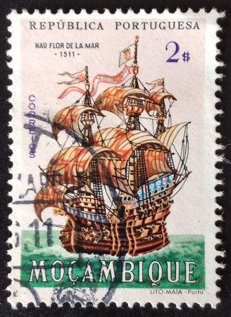 123 Selos de Moçambique - Ex- Colónia Portuguesa - !913/1966