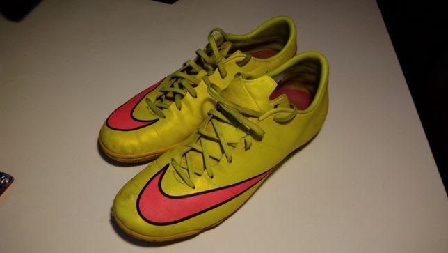 Nike Mercurial Victory V IC (żółto-różowe)