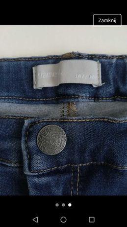 Spodnie dziewczęce 158-164