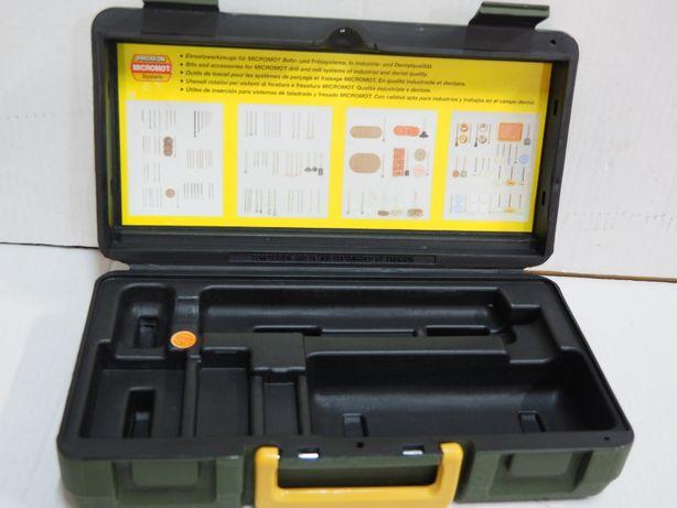 PROXXON walizka szlifierka frezarka dłuto