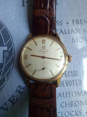 Relógio antigo marca omega Seamaster 30