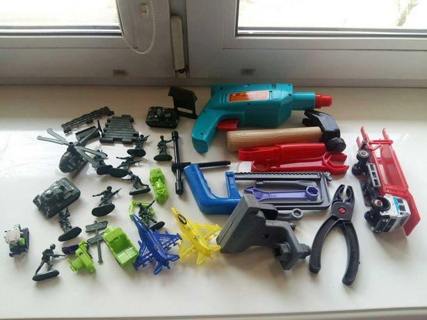 Набор игрушек для мальчиков