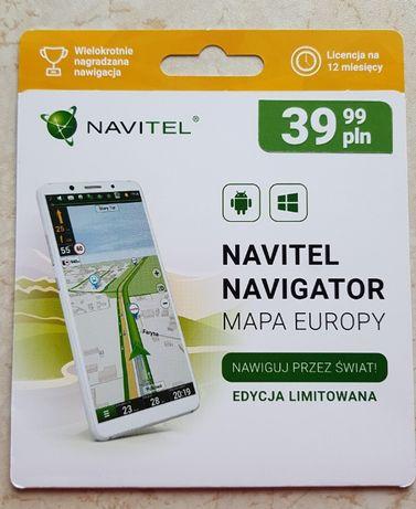 mapa europy navitel navigator 12m
