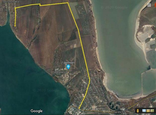 Продам земельный участок в с. Протопоповка недалеко от Одессы