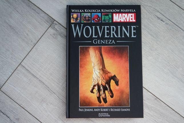 WOLVERINE GENEZA - WKKM - Tom 36 - Wielka Kolekcja Marvela