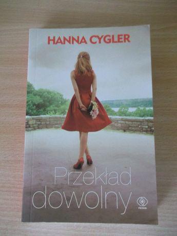 Przekład dowolny Hanna Cygler