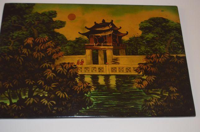 obraz z laki Chiny Japonia duży