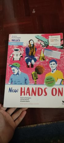 Manual de inglês New Hands On