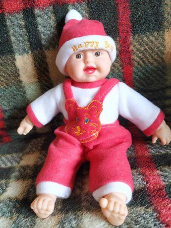 Пупс-хохотун, кукла