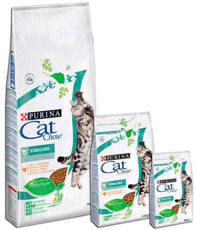Karma dla kota Purina Cat Chow Adult Special Care Sterilised 15kg !!!
