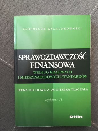 Sprawozdawczość finansowa Olchowicz, Tłaczała