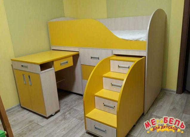 Детская кровать от производителя