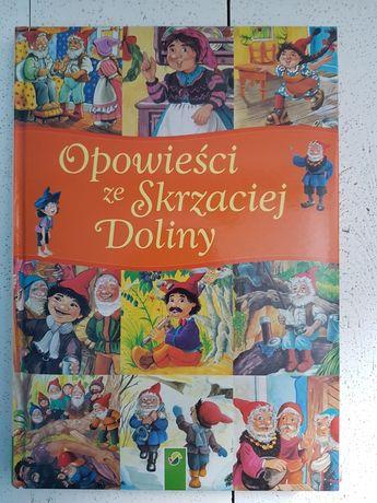Książka Opowieści ze Skrzaciej Doliny
