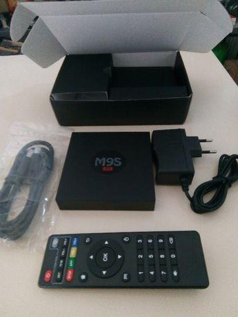 Box TV Android M9S 4K 1GB/8GB M9S negociável