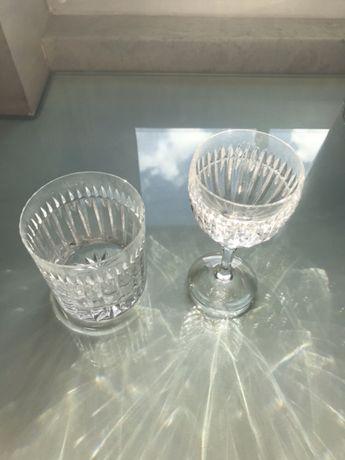 Atlantis - 12 Copos Whisky + 12 Vinho Tinto