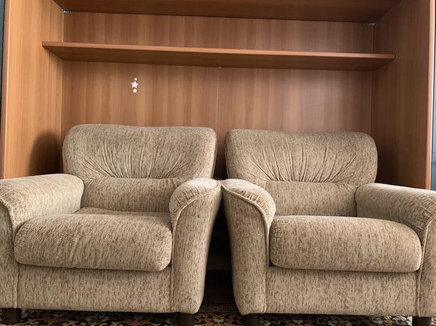 Мякі крісла (НЕ РОЗКЛАДНІ)