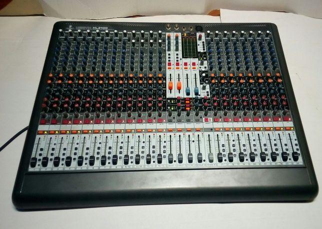 BEHRINGER XENYX XL 2400 zawodowy mikser okazja ( Allen Heath )
