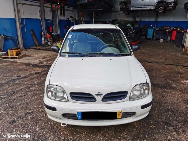 Peças Nissan Micra K11 do ano 1999 (TD15)