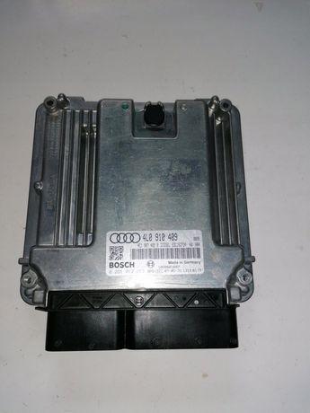 Комп'ютер AUDI Q7 4.2 4L0910409; 0281013013
