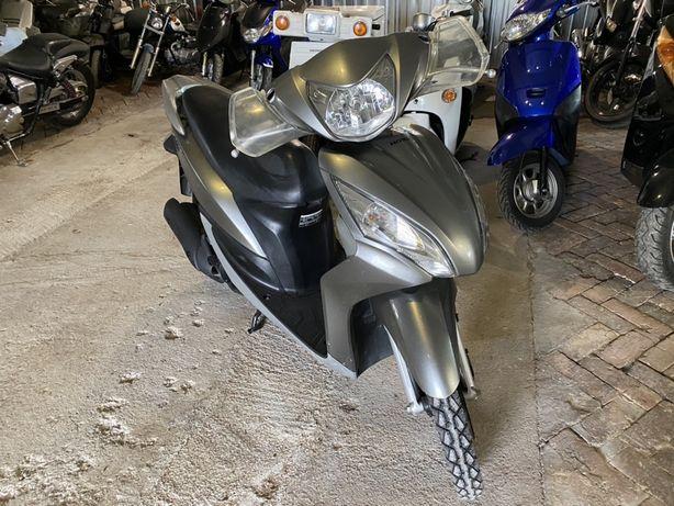 Honda Dio 110 только из Японии+документы.