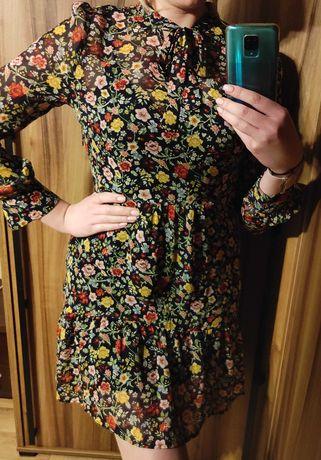 Sukienka kwiatowa Orsay