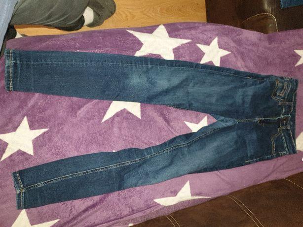 Spodnie jeans r 34 i 36