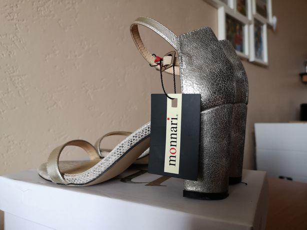 Monnari sandały rozmiar 40