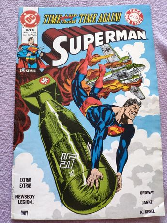 Superman 6/93 Tm-semic
