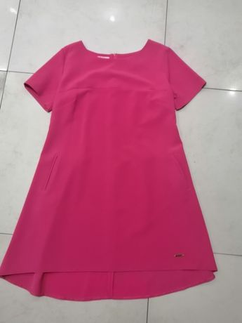 Sukienka różowa r. 42